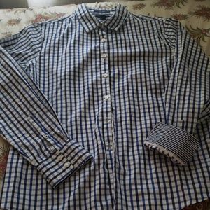 Lands' End Button Down
